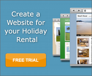 Create a Website for your Holiday Rental - FREE TRIAL / £10 DISCOUNT